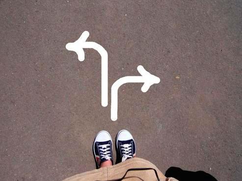 Какую дорогу выбрать?