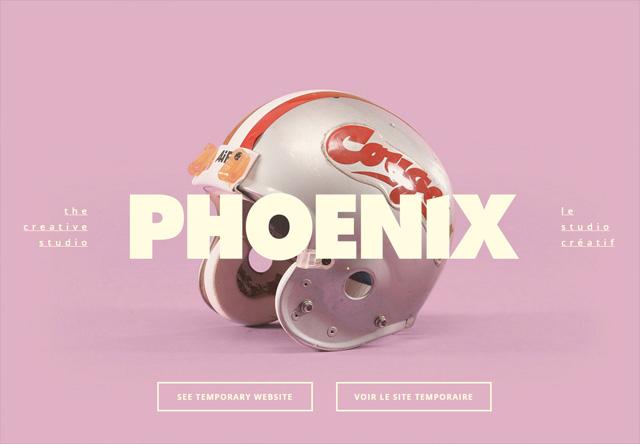 яркие сайты pheonix картинка