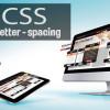 CSS расстояние между буквами