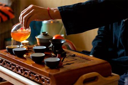 дегустация чая