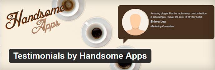 Handsome-Testimonials-плагин-отзывов
