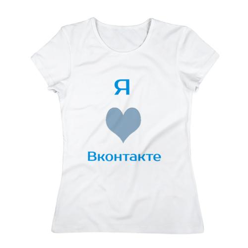 футболка с лого компании